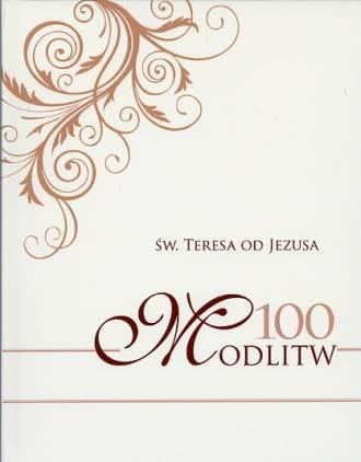 100 modlitw - okładka książki