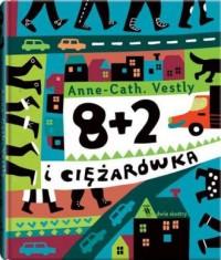8 + 2 i ciężarówka - okładka książki