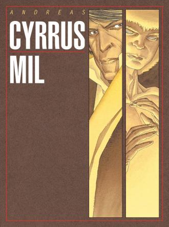 Cyrrus. Mill - okładka książki