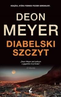 Diabelski szczyt - okładka książki