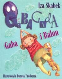 Gaba i Balon - okładka książki