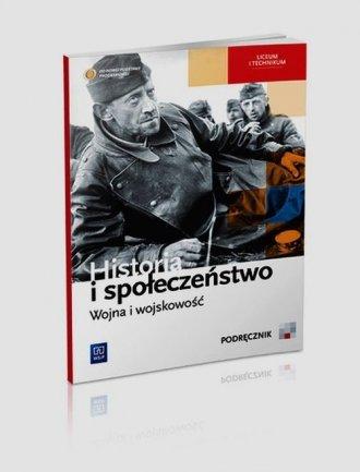 Historia i społeczeństwo. Wojna - okładka podręcznika