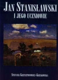 Jan Stanisławski i jego uczniowie - okładka książki