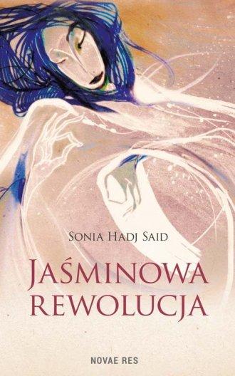 Jaśminowa rewolucja - okładka książki