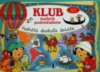 Klub małych podróżników. Podróże - okładka książki