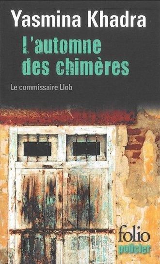 Lautomne des chimeres - okładka książki