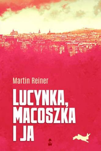 Lucynka, macoszka i ja - okładka książki