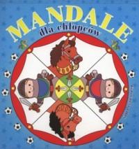 Mandale dla chłopców - okładka książki