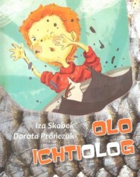 Olo Ichtiolog - okładka książki
