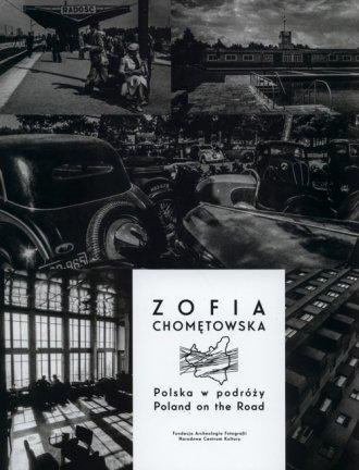 Polska w podróży. Poland on the - okładka książki