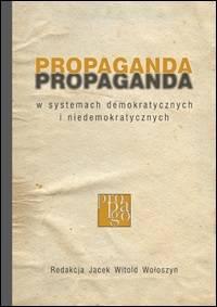 Propaganda w systemach demokratycznych - okładka książki