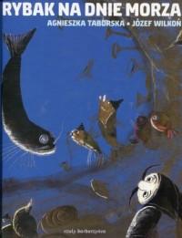 Rybak na dnie morza - okładka książki