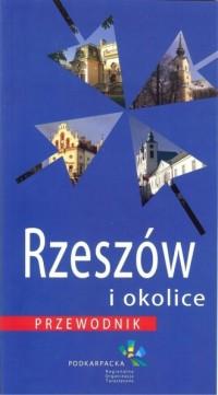 Rzeszów i okolice. Przewodnik - okładka książki