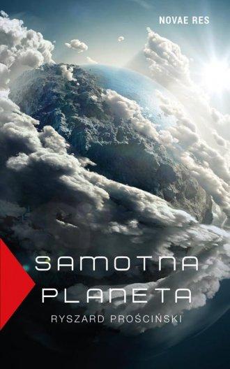 Samotna planeta - okładka książki