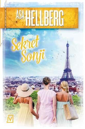 Sekret Sonji - okładka książki