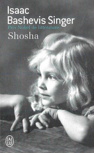 Shosha - okładka książki