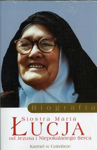 Siostra Maria Łucja od Jezusa i - okładka książki