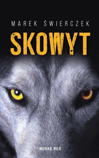 Skowyt - okładka książki