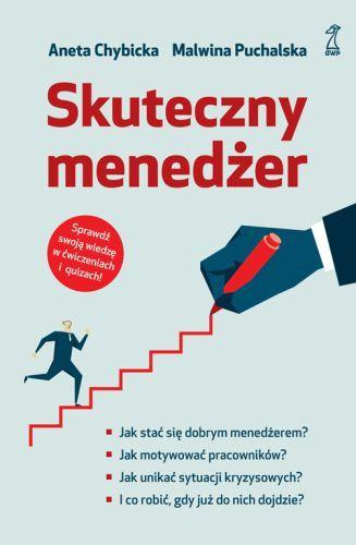 Skuteczny menedżer - okładka książki