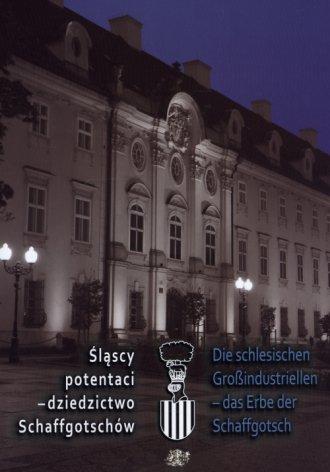 Śląscy potentaci - dziedzictwo - okładka książki