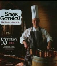 Smak Gothicu - okładka książki