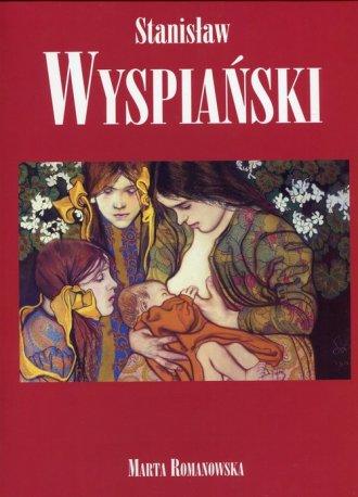 Stanisław Wyspiański - okładka książki