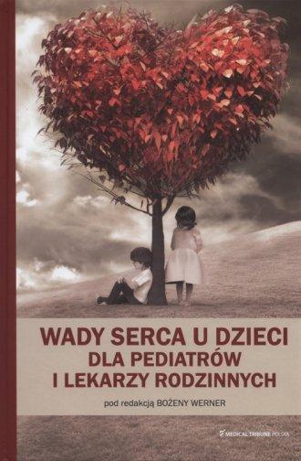 Wady serca u dzieci dla pediatrów - okładka książki