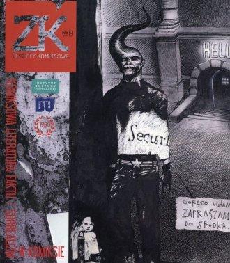 Zeszyty komiksowe nr 19 - okładka książki