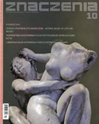 Znaczenia 10. Kultura. Komunikacja. Społeczeństwo - okładka książki