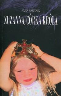 Zuzanna, córka króla - okładka książki