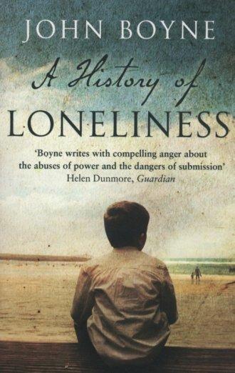 A History of Loneliness - okładka książki