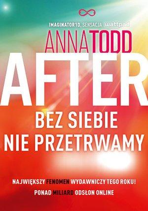 After 4. Bez siebie nie przetrwamy - okładka książki