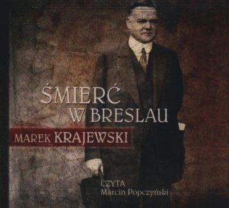 Śmierć w Breslau (CD mp3) - pudełko audiobooku