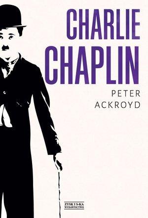 Charlie Chaplin - okładka książki