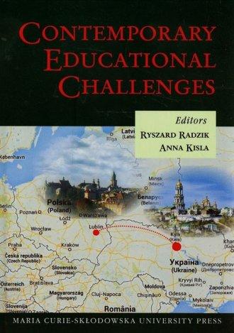 Contemporary Educational Challenges - okładka książki