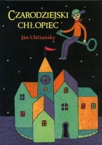 Czarodziejski chłopiec - okładka książki