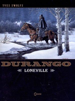 Durango. Tom 7. Loneville - okładka książki
