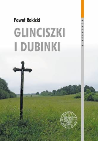 Glinciszki i Dubinki. Zbrodnie - okładka książki