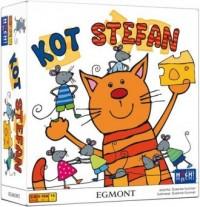 Kot Stefan (gra) - Wydawnictwo - zdjęcie zabawki, gry