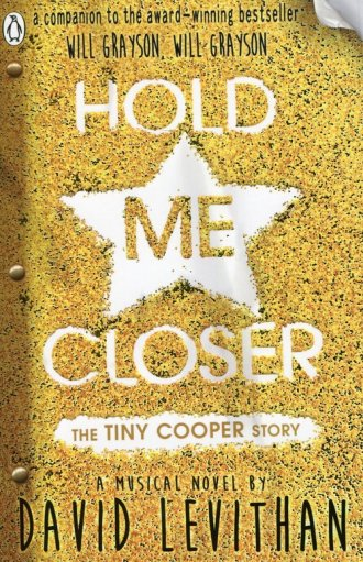 Hold Me Closer - okładka książki
