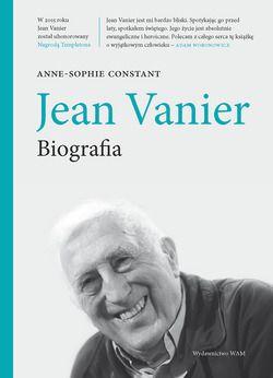 Jean Vanier. Biografia - okładka książki