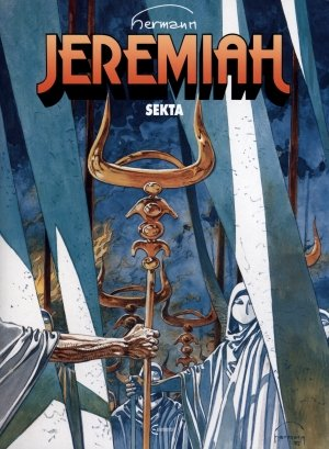 Jeremiah. Tom 6. Sekta - okładka książki