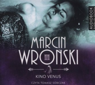 Kino Venus - pudełko audiobooku