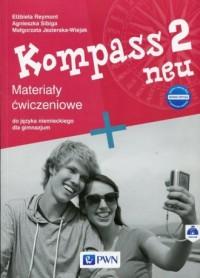 Kompass 2 neu. Gimnazjum. Materiały - okładka podręcznika