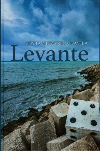 Levante - okładka książki