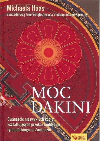Moc Dakini - okładka książki