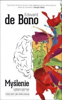Myślenie lateralne - okładka książki