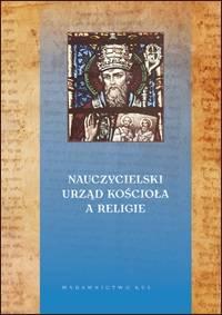 Nauczycielski urząd kościoła a - okładka książki