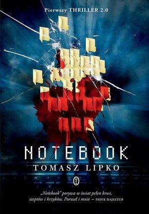 Notebook - okładka książki