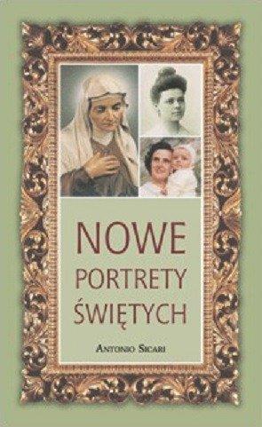 Nowe portrety świętych. Tom 3 - okładka książki